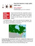 How ticks became a major public health issue