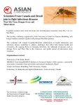 Scientists for Canada and Brazil join to fight infectious disease